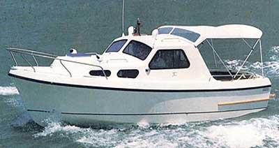 Boatplans Roberts LONGBOAT 21